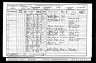 1901 England Census Record for George Pollendine - p2of2